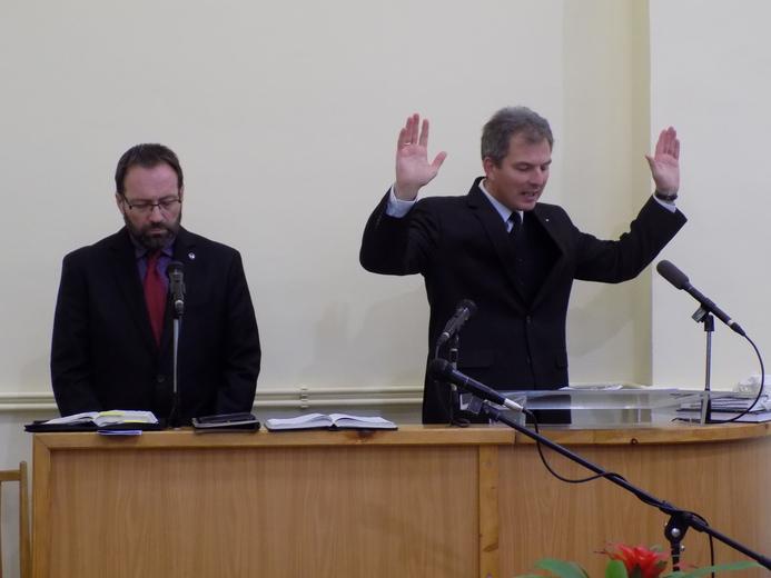 Magyar evangéliumi gyülekezetek ökumenikus misszió napja gyülekezetünkben